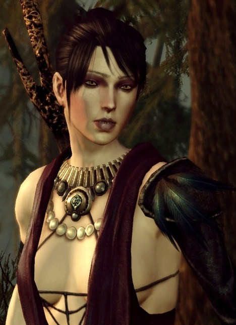 Codex Entry: Morrigan - Dragon Age Wiki