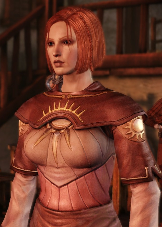 The Bard from Orlais - A Leliana Appreciation thread (Dragon Age: Origins