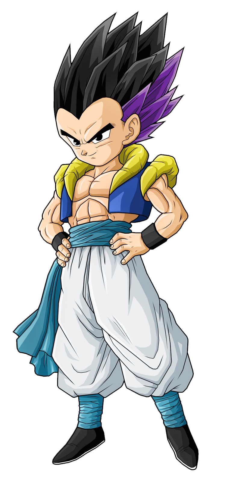 P.O Dragon Ball Gotenks_Base