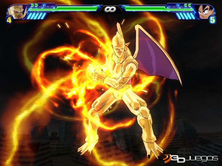 descargar juego de dragon ball z budokai tenkaichi 3