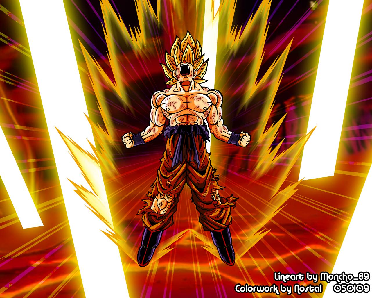 Goku_super_saiyajin_ft_nostal_by_moncho_