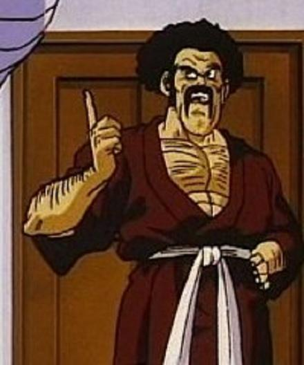Dragon Ball: Mr. Satan - Photo Colection