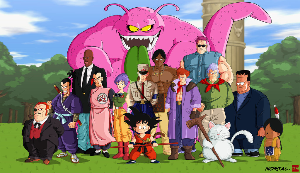 descargar saga de dragon ball z