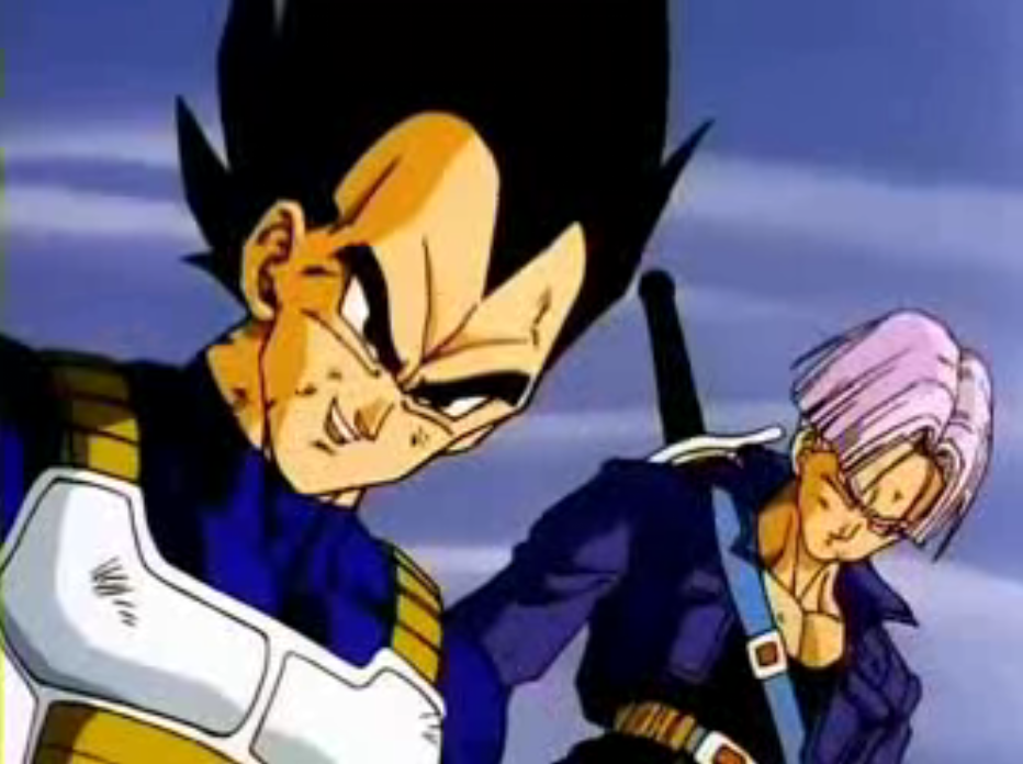Image - Vegeta&FutureTrunks.png - Dragon Ball Wiki