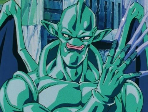 dragon ball gt goku super saiyan 5. Goku is forced to transform