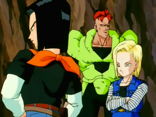dragon ball timeline. Android 17 - Dragon Ball Wiki