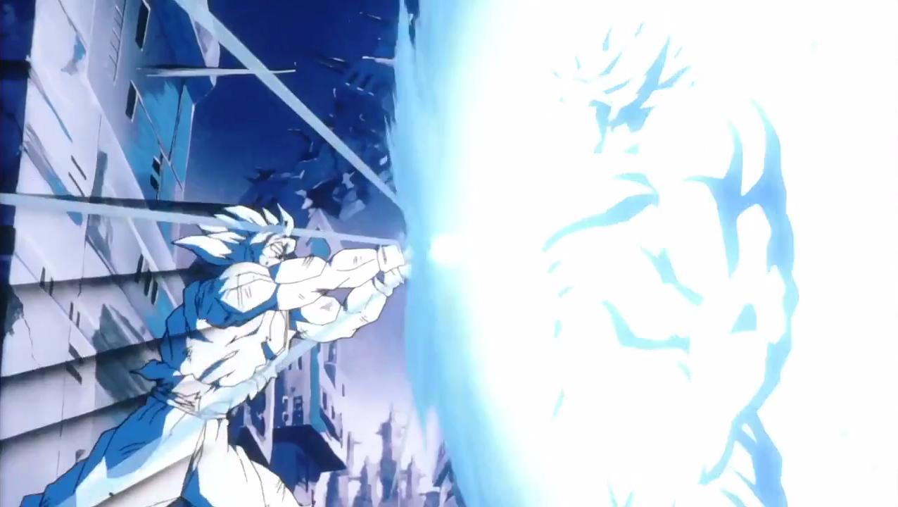 Broly Cosplay on Un Post Homenaje A Un H  Roe De La Infanciua  Goku   33m   Manga Anime