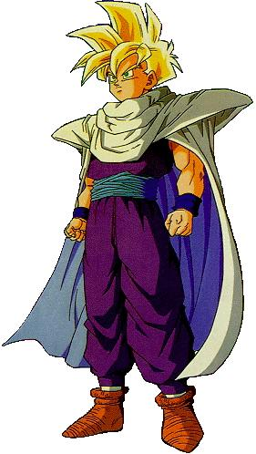 dragon ball gohan. Dragon Ball Z: Budokai