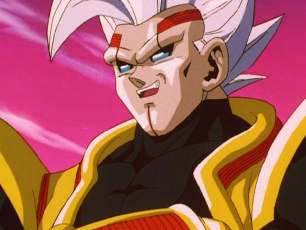 dragon ball gt gotenks. Baby - Dragon Ball Wiki