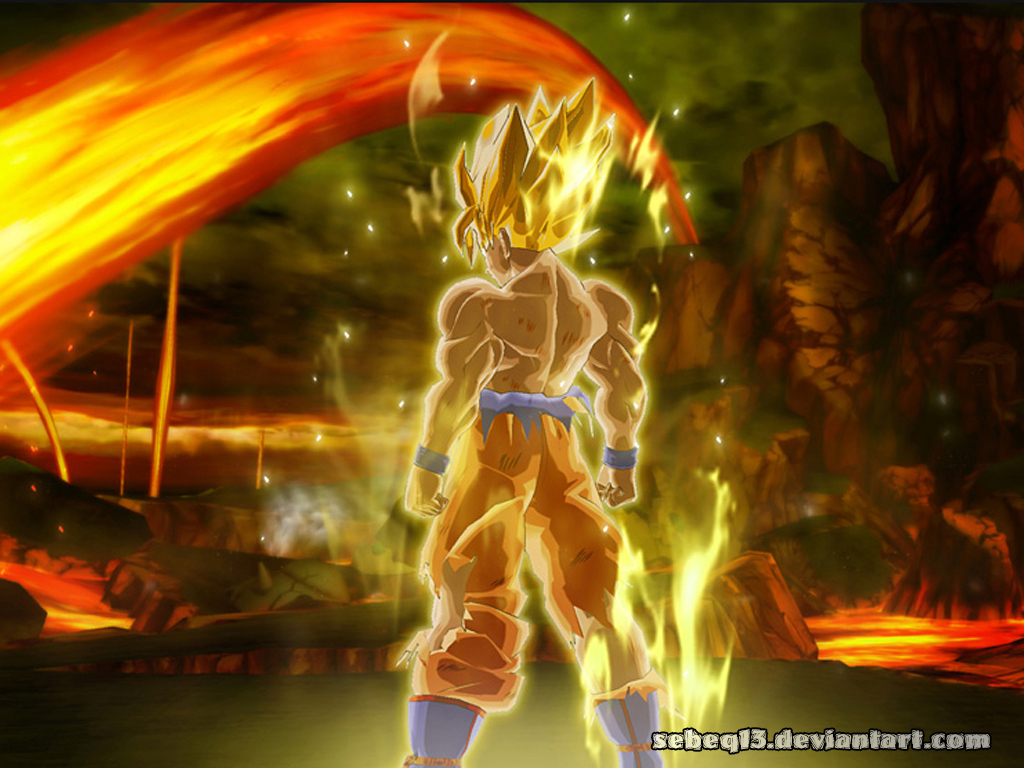 gohan ssj2 wallpaper hd -
