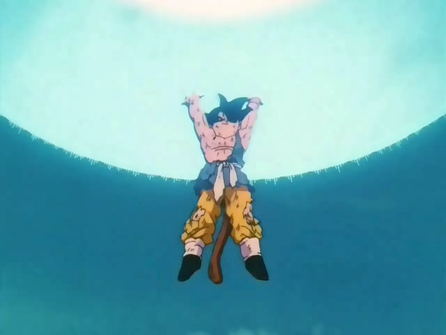 Spirit Bomb - Dragon Ball Wiki