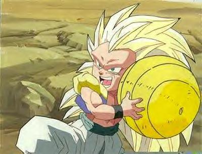 dragon ball gt gotenks. Gotenks - Dragon Ball Wiki