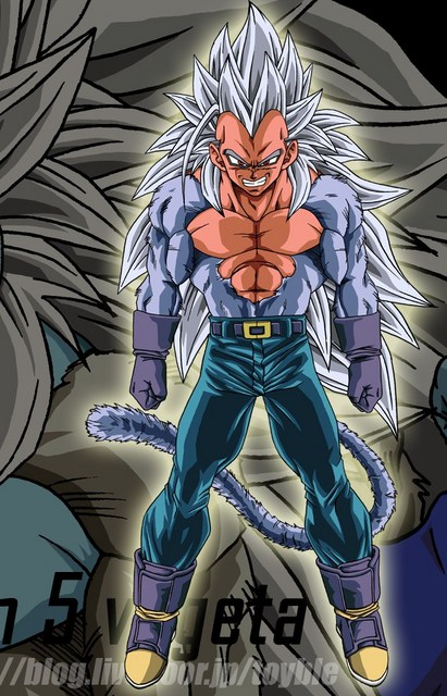 Dragon Ball Z Super Saiyan 10000. the Dragonball Z timeline
