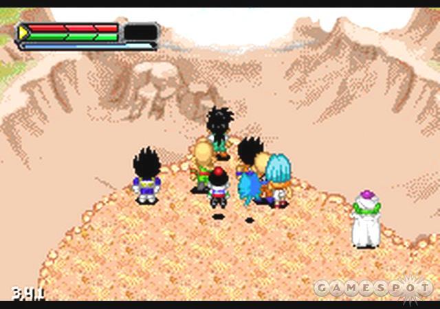 Dragon Ball Z ROMS- Buu's Fury, Legacy of Goku 1 & 2, and others!