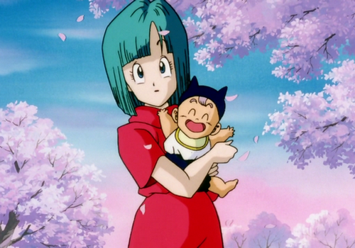 dragon ball chi chi kid. What would a bulma chi-chi