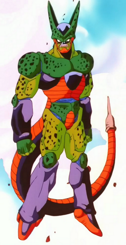 What if super perfect cell absorbed android 18 forums - Super cell dbz ...