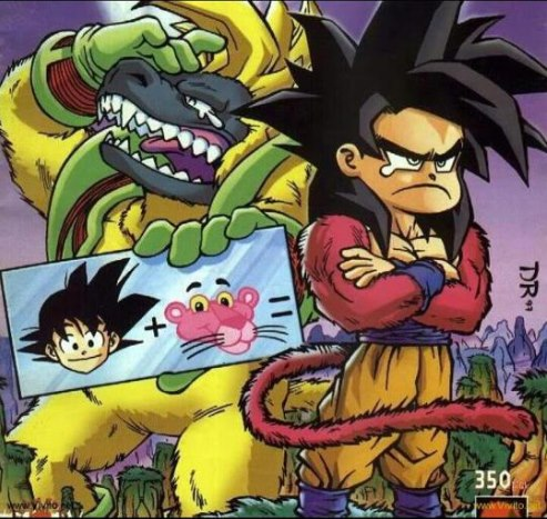 File Goku Ssj Funny Dragon Ball