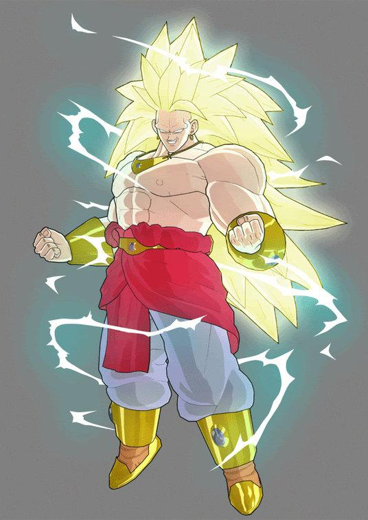 broly super saiyan forms. Talk:Broly - Dragon Ball Wiki