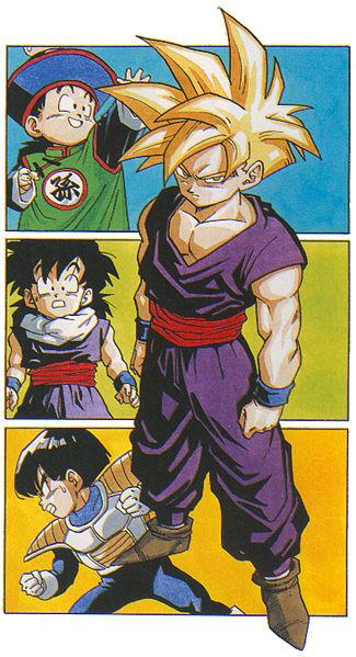 Dragon Ball Gohan