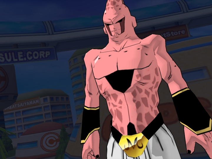 If Buu absorbed Perfect cell. : dbz
