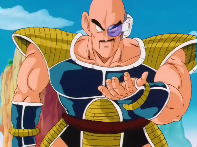 nappa dragon ball. Nappa fan.