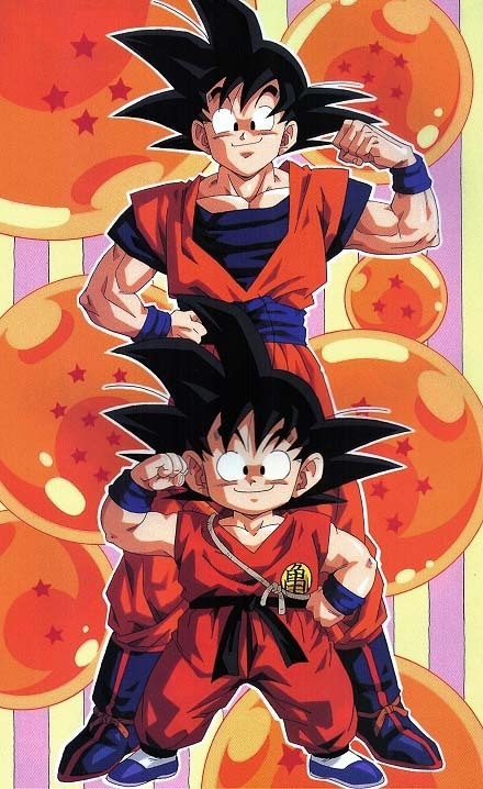 Goku - Dragon Ball Wiki