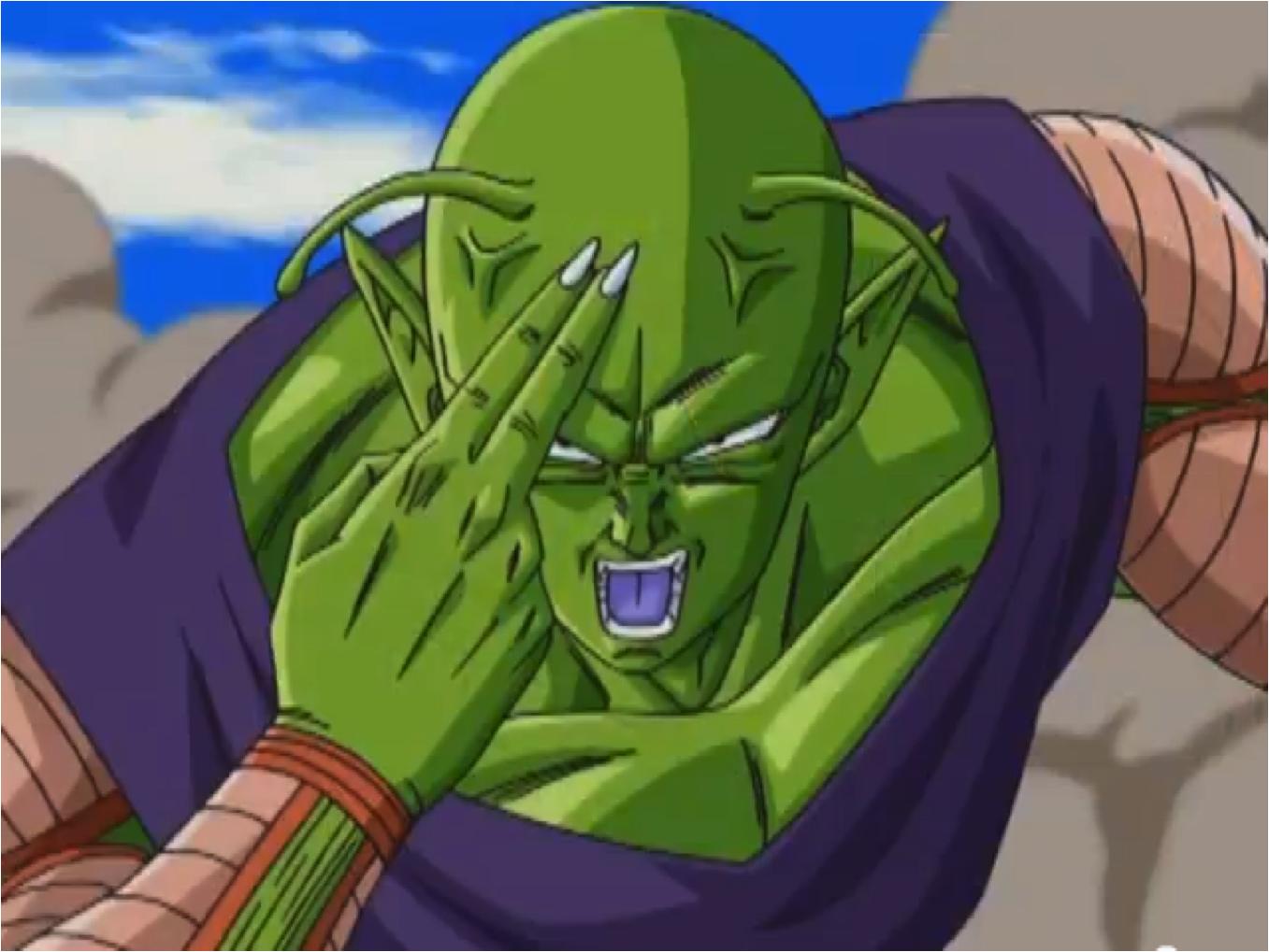 Dragonball Piccolo
