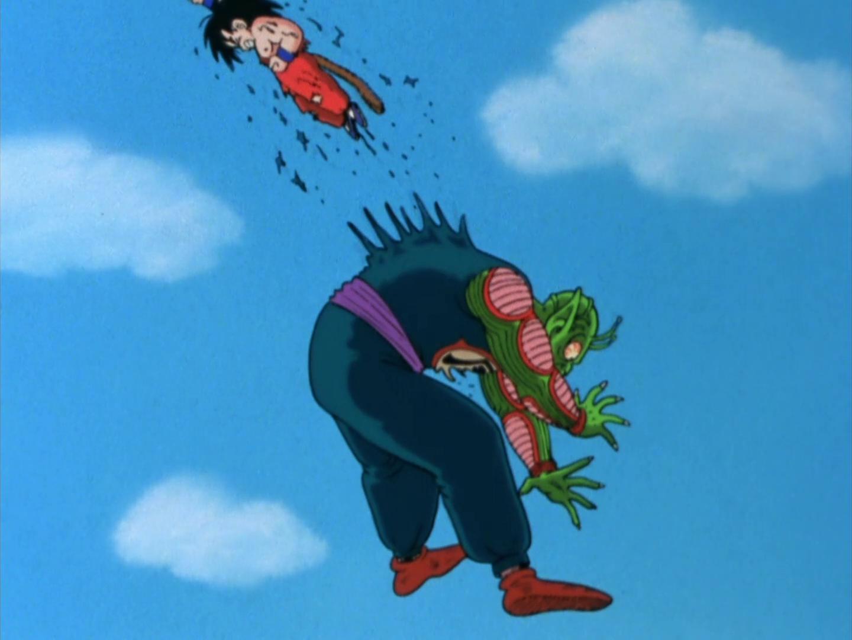 King Piccolo vs Goku