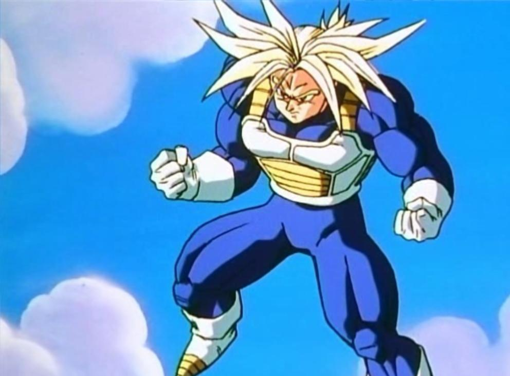 Ascended Super Saiyan - Dragon Ball Wiki