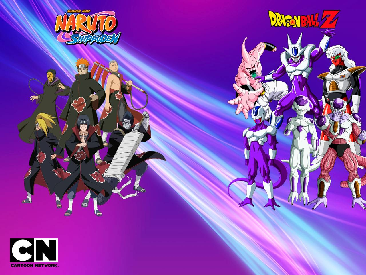 Image - Cartoon network villans anime.jpg - Dragon Ball Wiki