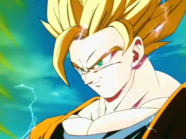 dragon ball z goku super saiyan 2. Super Saiyan 2 - Dragon Ball