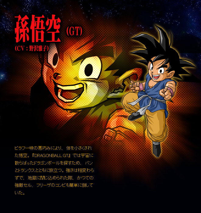 List of Playable Characters in Budokai Tenkaichi 3 - Dragon Ball Wiki