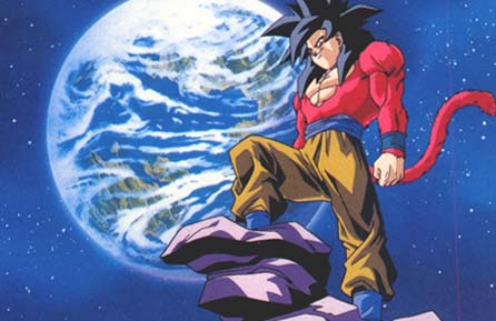 dragon ball z goku super saiyan 1. DragonBall.Z GT Goku