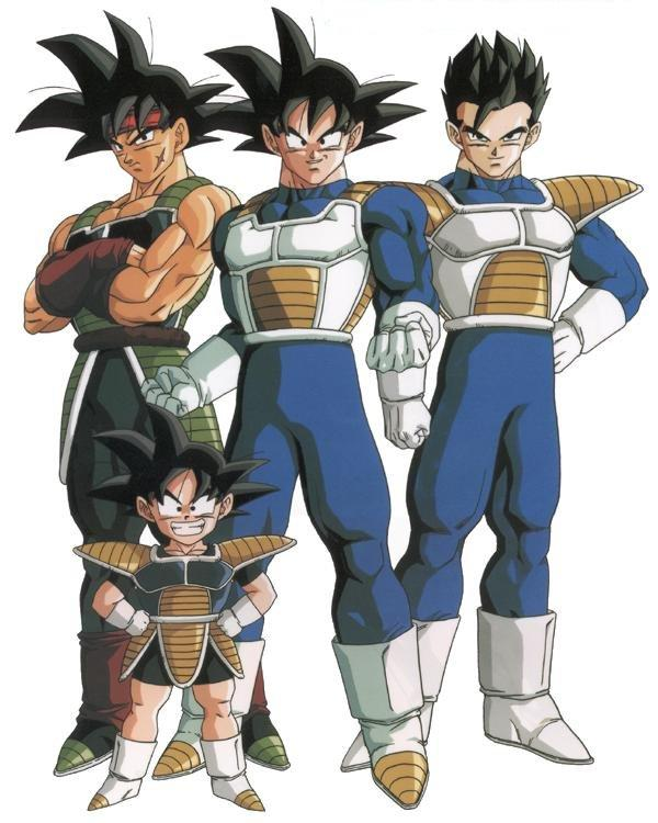 dragon ball gt goten. User:Dragonball66 - Dragon