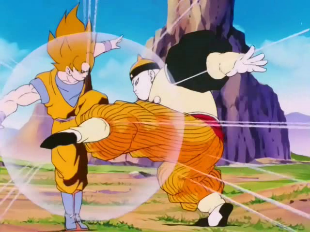 Dragon Ball Kai Z, Dragon Ball Story, Dragon Ball Z, Dragon Ball Z Story Part 4. The Return of Gokou and the Big Terror of Android and Super Cell