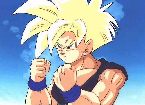 Super Saiyan All. the first Super Saiyan,