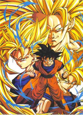 dragon ball pictures of goku