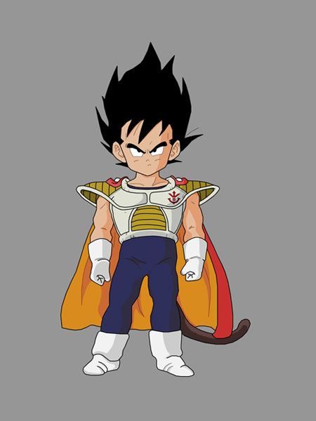 Dragon Ball: Vegeta - Images