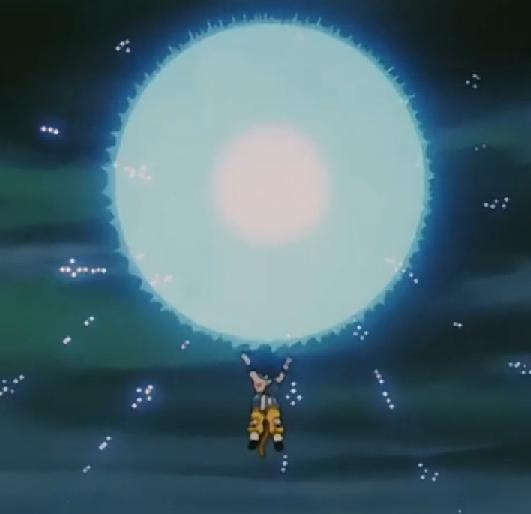 Universal Spirit Bomb - Dragon Ball Wiki