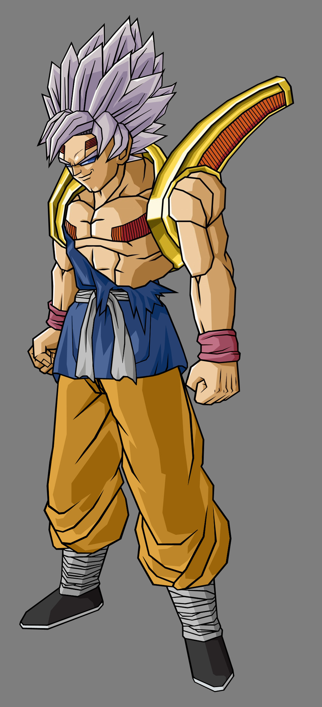 Dragon Ball Gt Baby Goku