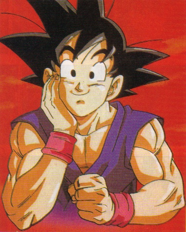 What do you think is attractive? Goku-1-