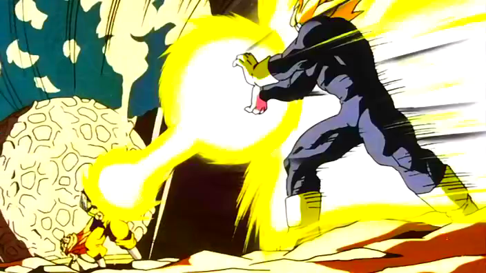 dragon ball z kai gohan. Flashing Kamehameha - Dragon