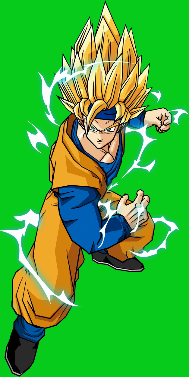 dragon ball z super saiyan goten. Super Saiyan 2 Edit Super