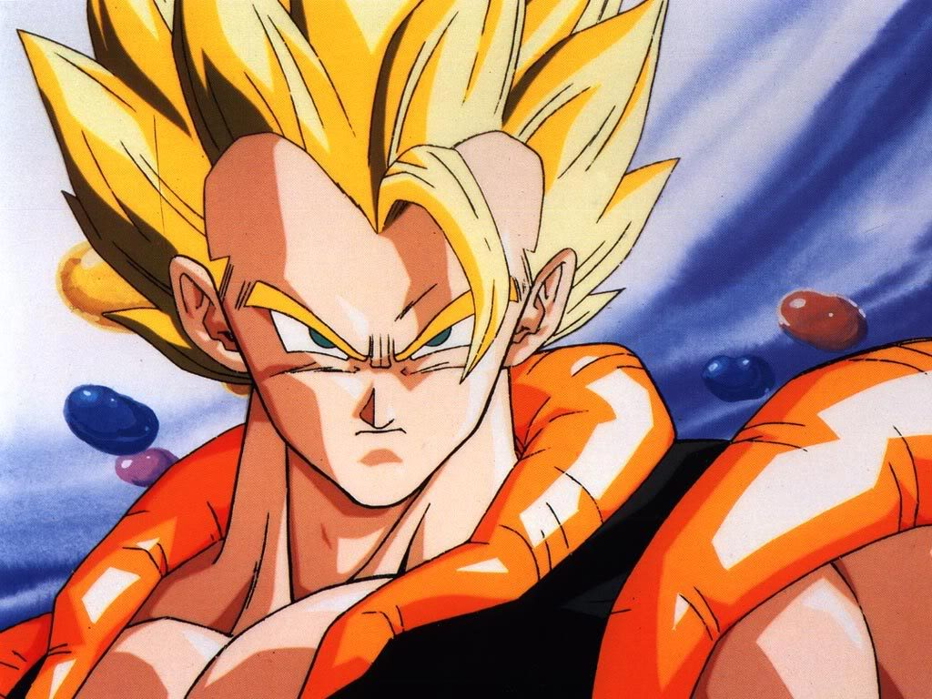 Goku Dragon Ball Cool Super Saiyan SSJ3 and SSJ 4 Wallpapers