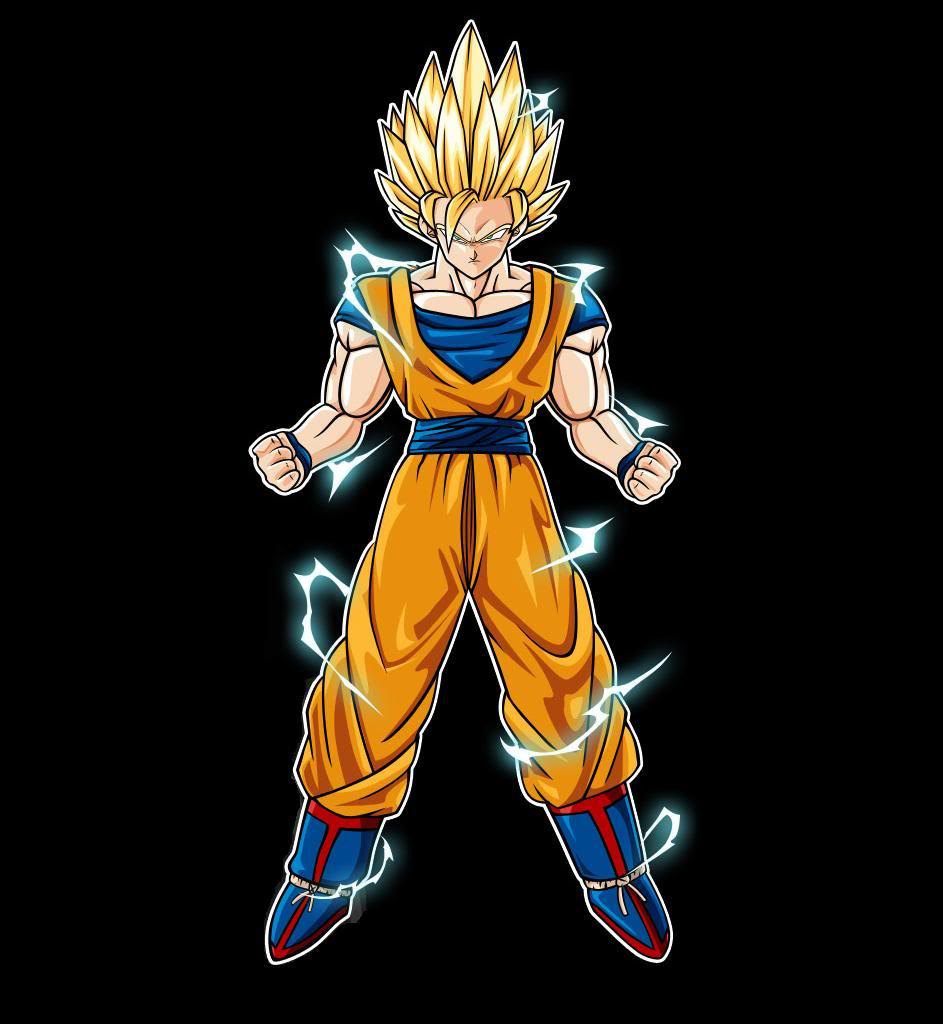 Super Saiyan 2 - Dragon Ball AF Fanon Wiki