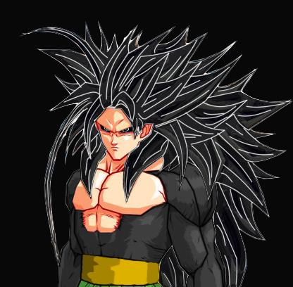 Goku Super Saiyan 60. tattoo goku super saiyan 4 gogeta. super saiyan 10000