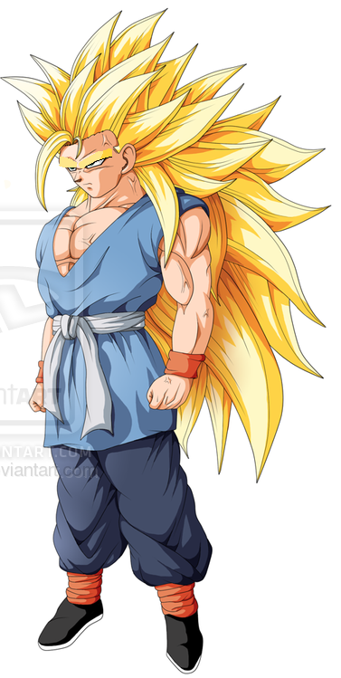 Super Saiyan Af. True Super Saiyan