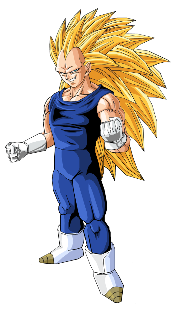 dragon ball z vegeta super saiyan. dragon ball z vegeta super