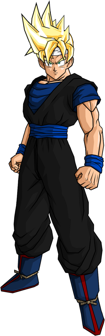 dragon ball z super saiyan goten. dragon ball z super saiyan
