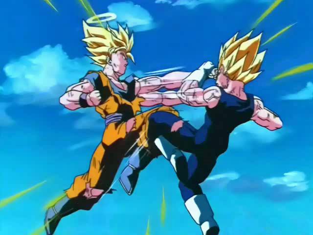 dragon ball z af fusions. Goku - Dragon Ball AF Fanon